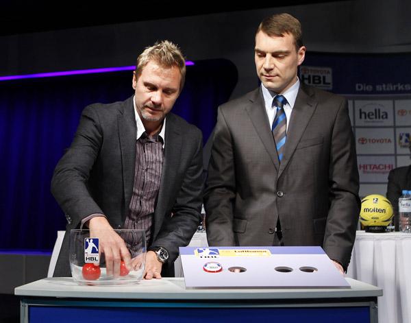 HBL Update: THW Kiel / News: DHB-Pokal-Auslosung: THW Trifft Im