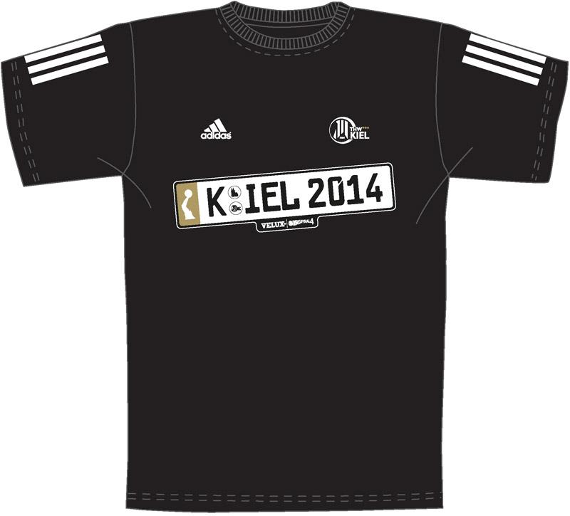 THW Kiel News: Auf nach Köln: Fanartikel am THW Fan Mobil