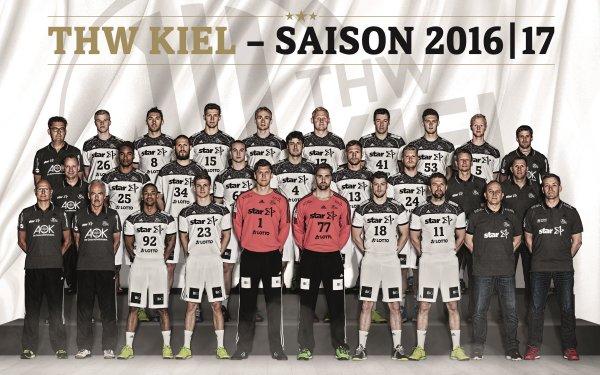 Thw Kiel Mannschaft