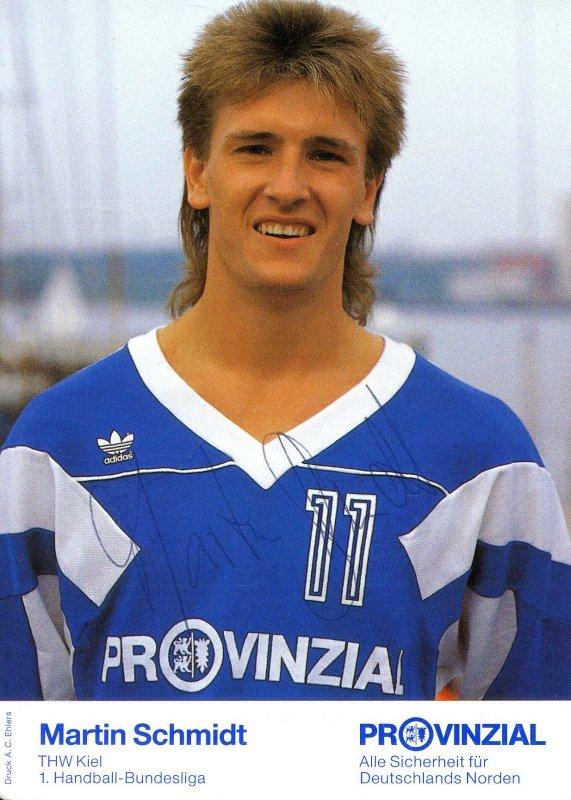 Martin Schmidt Handball